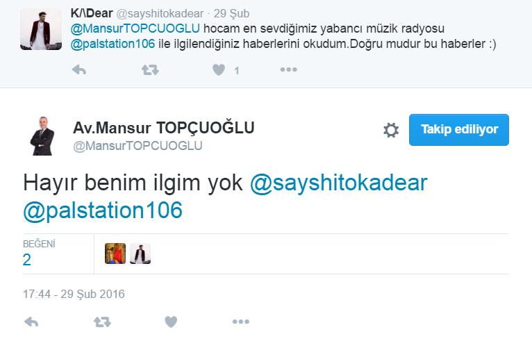 Pal FM Satıldı Haberleri Külliyen Yalan!..