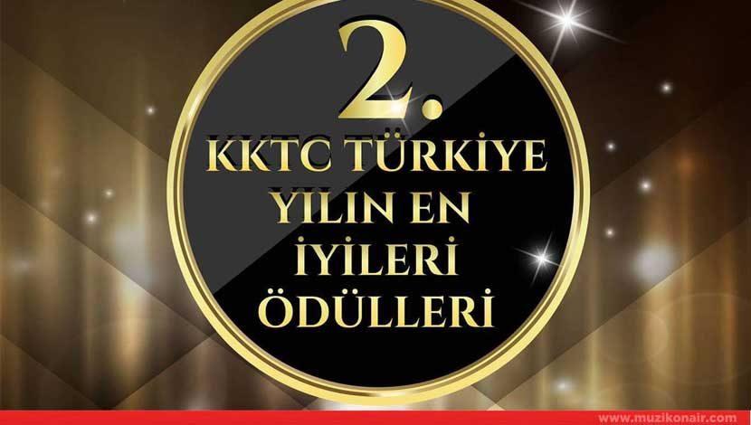 2.KKTC Türkiye Yılın En İyileri Ödül Töreni için Geri Sayım Başladı