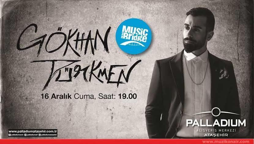 Gökhan Türkmen Palladium AVM'de Sevenleriyle Buluşacak!