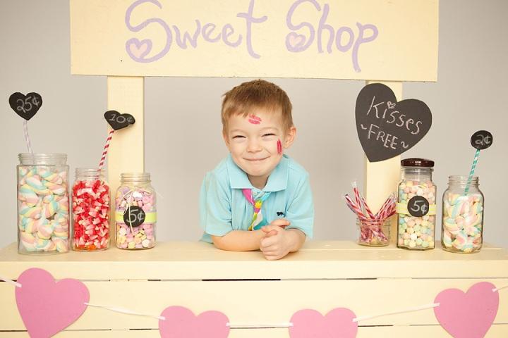 Çocuk Mağazası Reklam Çekimi İçin…