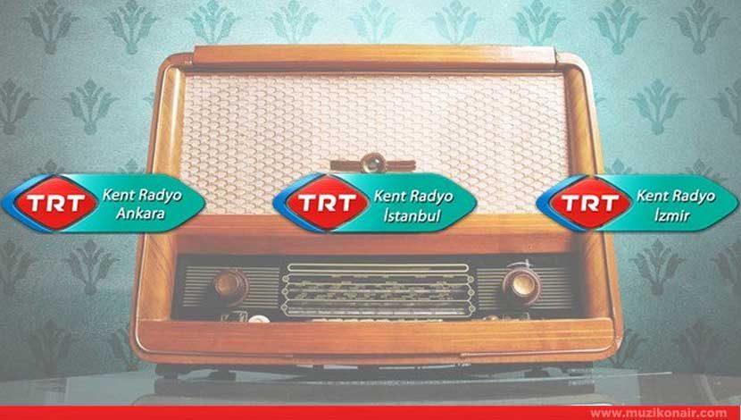 TRT Kent Radyoları 2 Yaşında