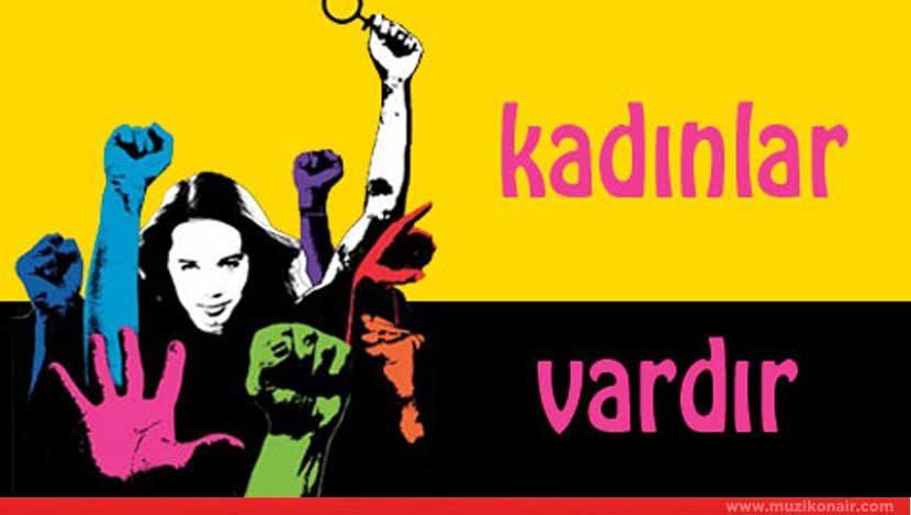 8 Mart Kadınlar Günü'ne Özel Konser!..