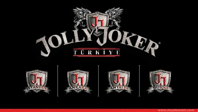 İstanbul Jolly Joker Konserleri!..