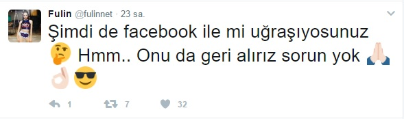 Fulin'in Sosyal Medya Hesaplarını Kim Çalıyor?