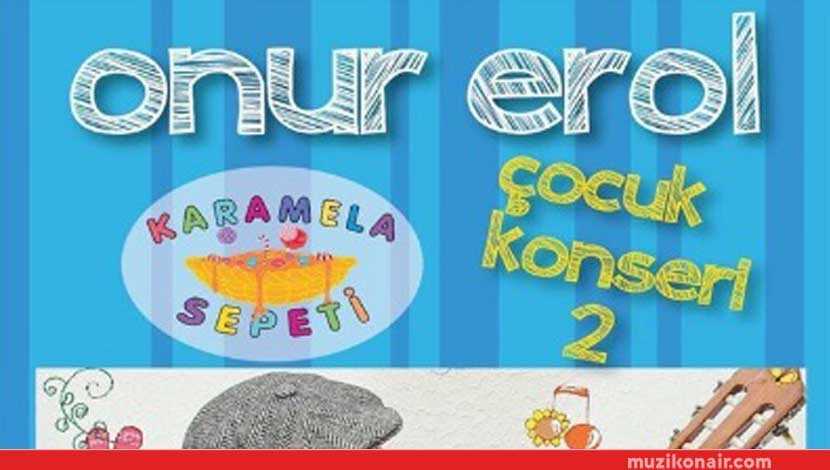 Çocuk Şarkıları Konseri 27 Mart'ta Antalya'da!..