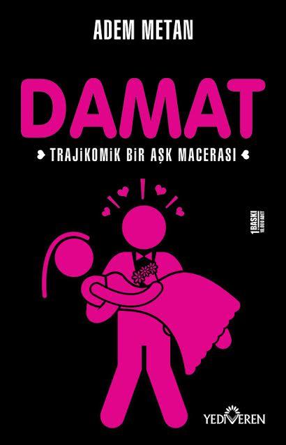 Radyocu Adem Metan'ın Yeni Kitabı Damat Çıktı!..