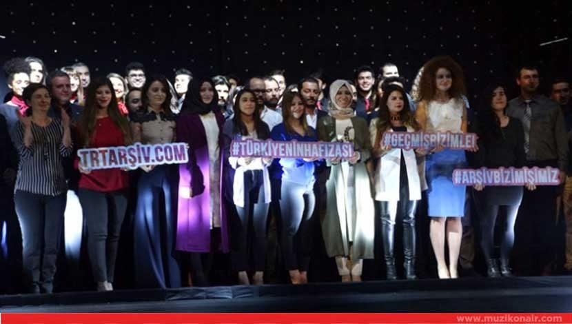 TRT'nin 200 bin Saatlik Arşivi Halka Açıldı!..
