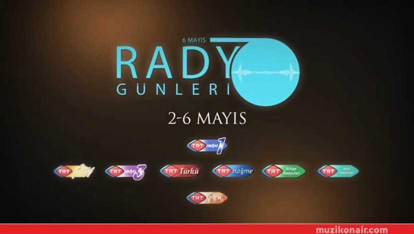 TRT Radyo Günleri 2 Mayıs'ta Başlıyor!..