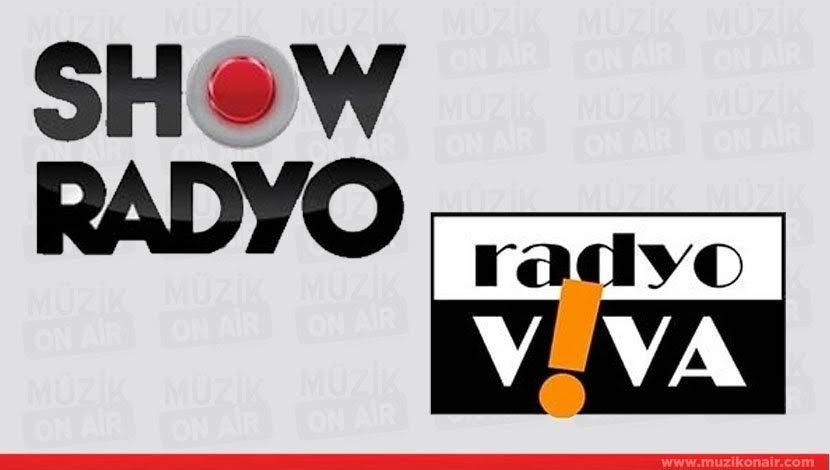 Show Radyo ve Radyo Viva'ya Yeni Haber Sunucusu!..