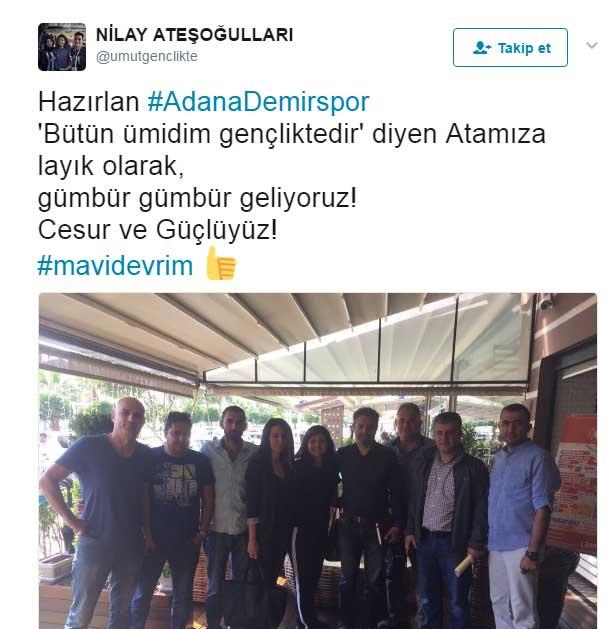 Adana Demirspor'a Kadın Başkan Adayı!..
