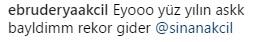Sevenlerinden Sinan Akçıl'a Tam Destek!..