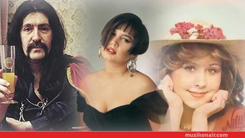 80'li ve 90'lı Yıllara Damga Vuran Damar Pop Şarkılar!..