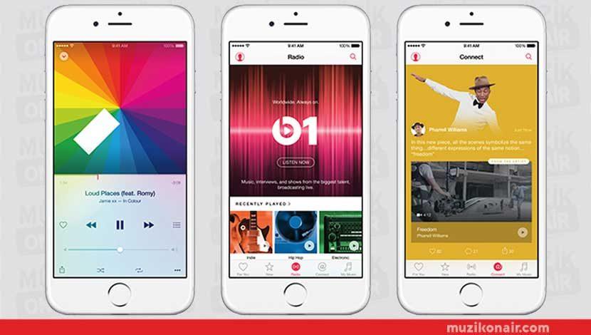 Apple Music, Müzik Sektörünü Sıkıştırmaya Hazırlanıyor!..
