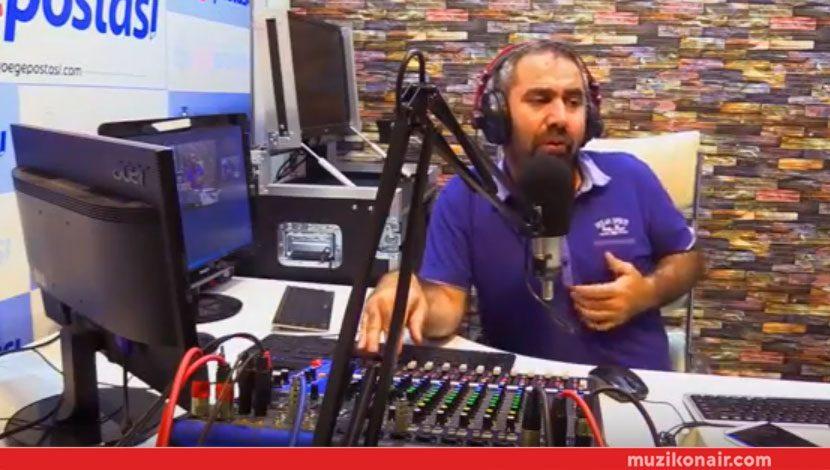 İzmir'deki Radyoda Deprem Anı!..