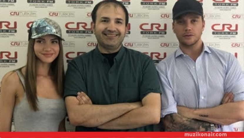 Sinan Akçıl, Otilia ve Michael Kuyucu CRI TÜRK'te Bir Araya Geldi!..