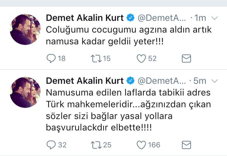 """Demet Akalın & Hande Yener Kavgası Kızıştı! """"Namusa Girdi ise…"""""""