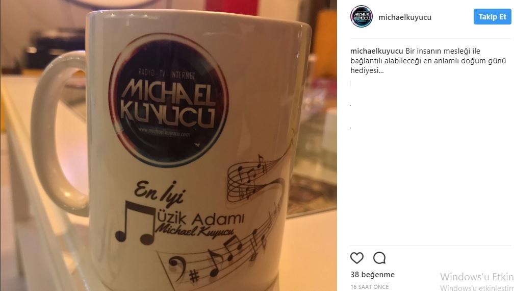 Michael Kuyucu'nun En Anlamlı Doğum Günü Hediyesi!..