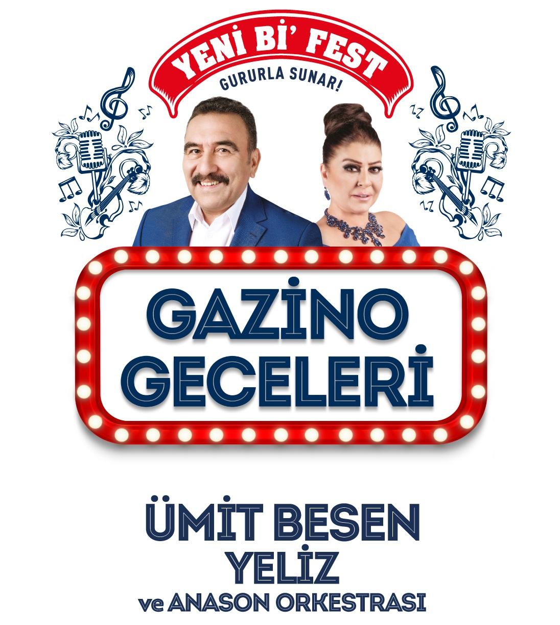Sıla İçkili Gazino Düzeninde de Sahne Alacak!..