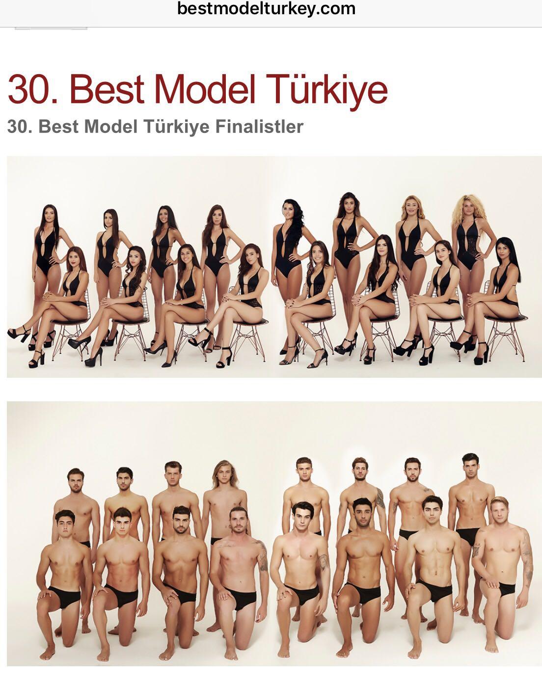 Best Model Türkiye Yarışması için Geri Sayım Başladı!..