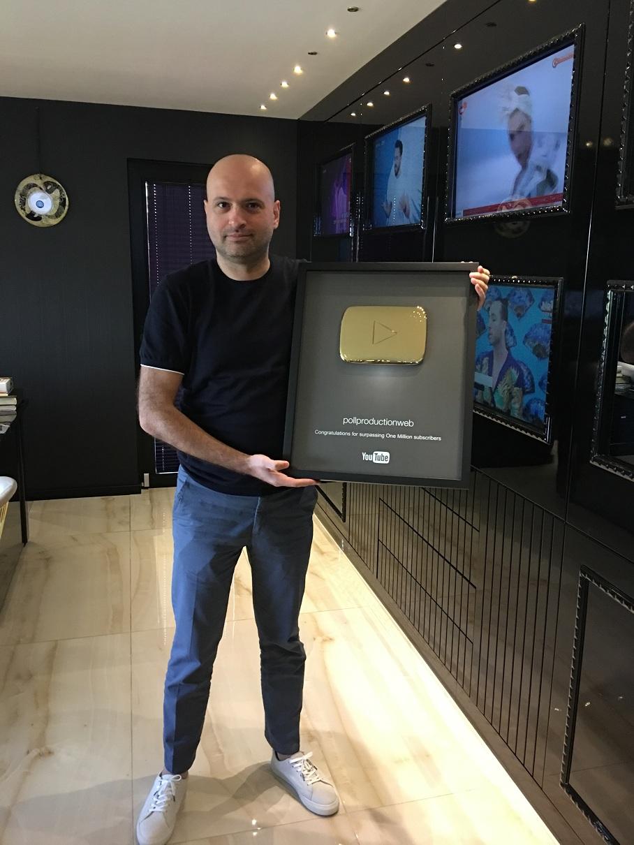 Poll Production'a YouTube'dan Uluslararası Ödül!..