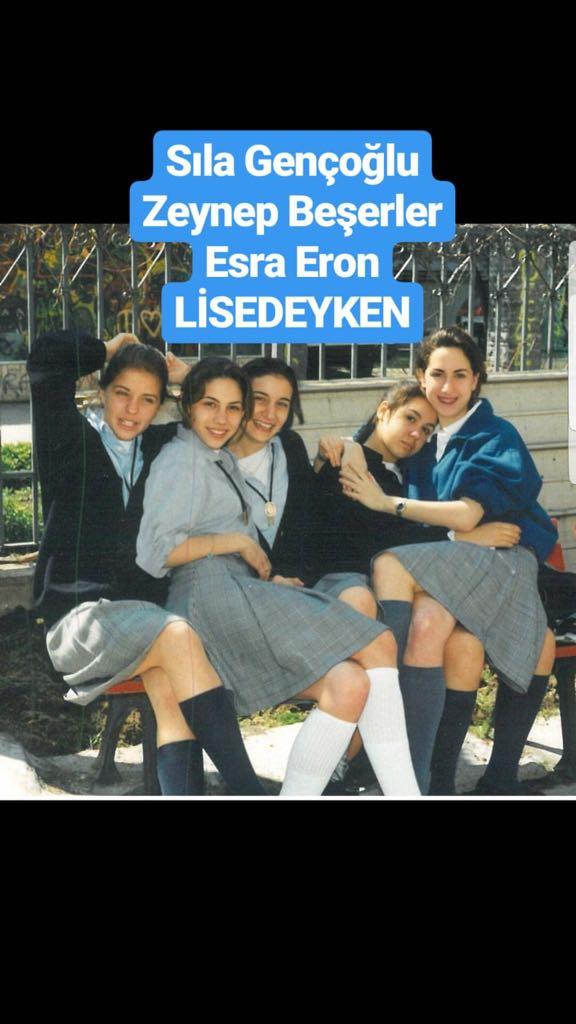 Lise Fotoğrafından Ünlü Şarkıcıyı Tanıyabilecek misiniz?