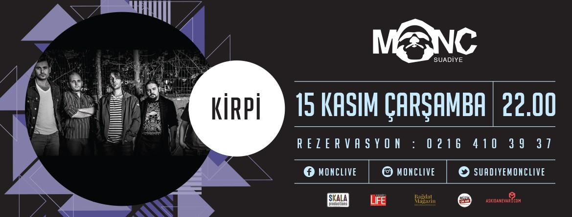 Kirpi 15 Kasım'da Suadiye'de Sahnede!..