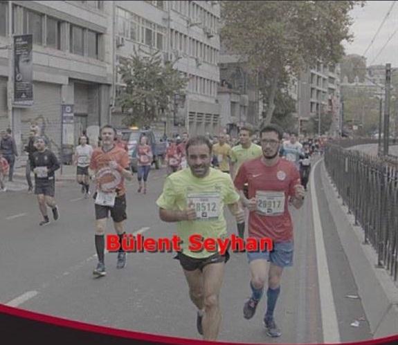 Bülent Seyhan İki Kıta Arası Maratonda Birinci Oldu!..