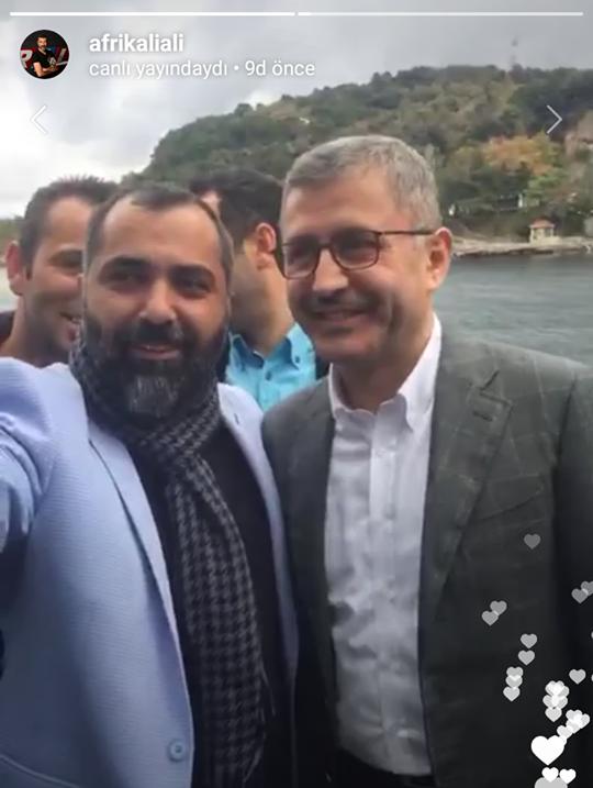Üsküdar Belediye Başkanı Hilmi Türkmen Radyocularla Boğaz Turu Yaptı!..