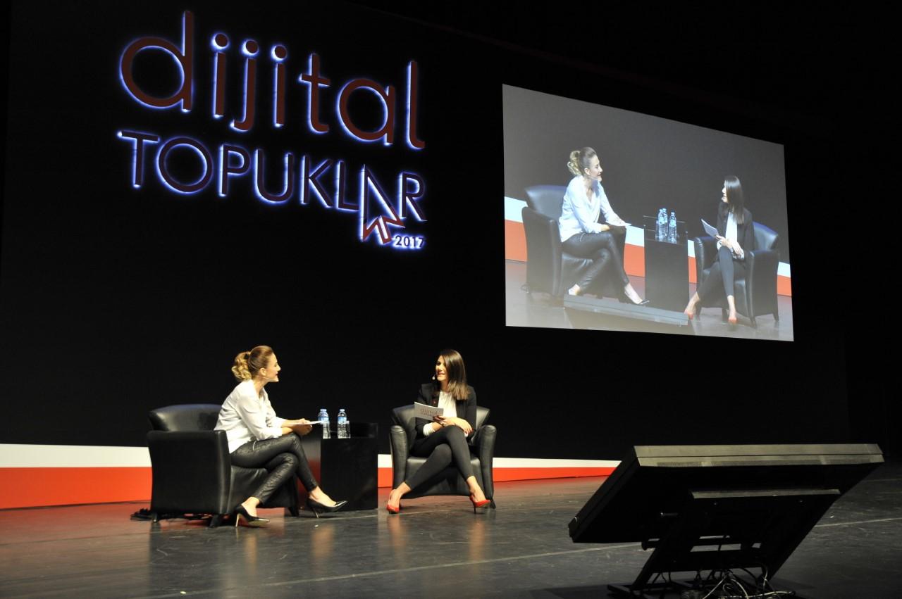 Dijital Dünyanın Kadınları 'Dijital Topuklar'da Bir Araya Geldi!..