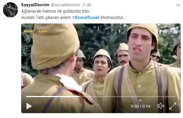 Güldüren Adam Kemal Sunal 73 Yaşında!..