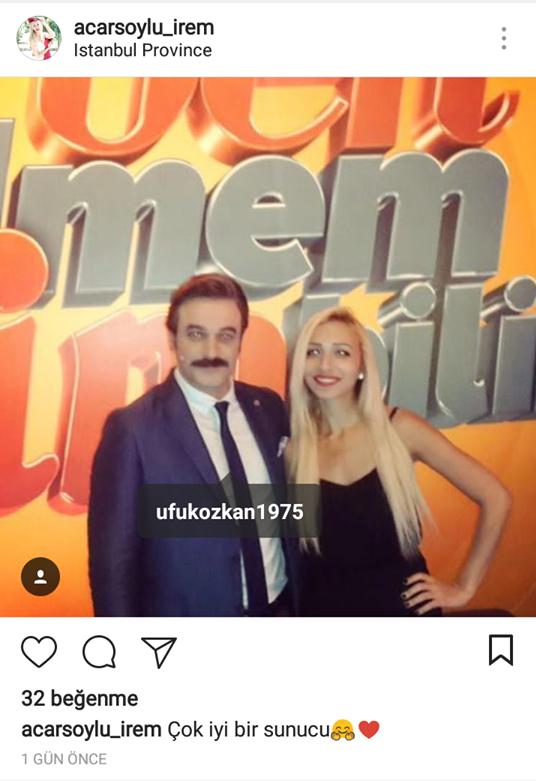 Radyocu Tuğçe Marik'in Fotoğraflarını İzinsiz Kullanan Hesap İfşa Oldu!..