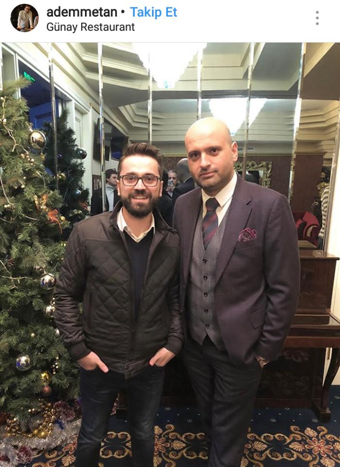 Polat Yağcı, Radyo ve Müzik Camiası ile Yeni Yaşını Kutladı!..