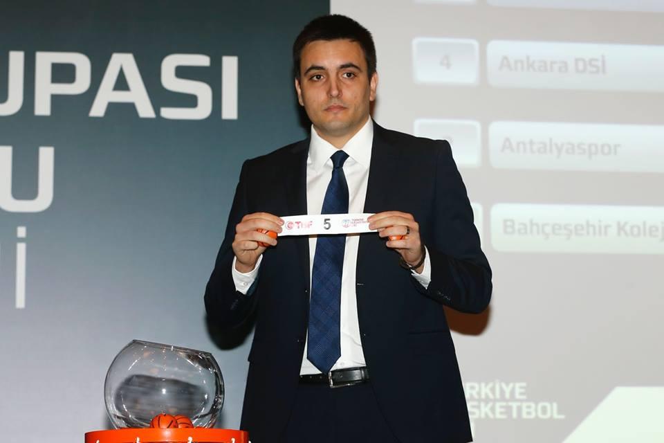 Basketbol Ligi Federasyon Kupası Final Grubu Eşleşmeleri Belli Oldu!..