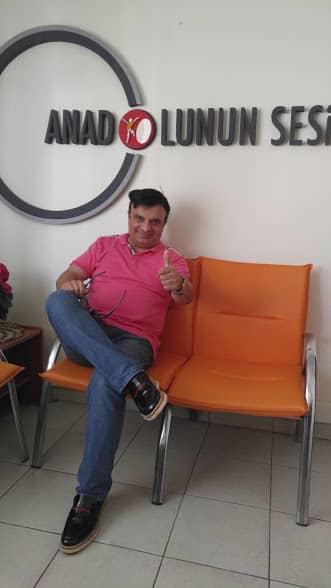 Arabeskin Güçlü Sesi Anadolu'nun Sesi'nde Program Yapacak!..