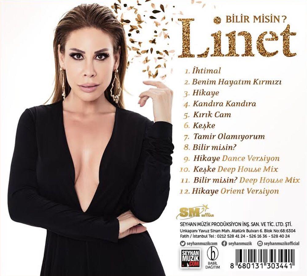 Linet'in Yeni Albümünün Detayları!..