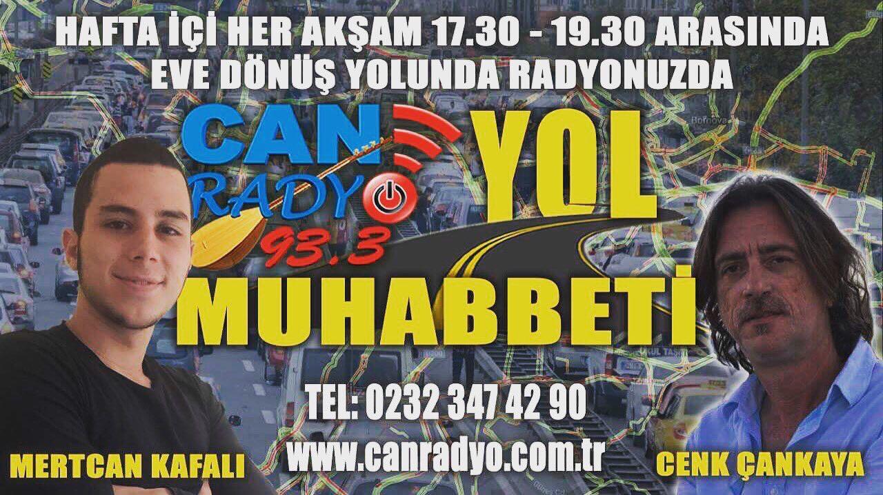 Can Radyo'da Yepyeni Program!..