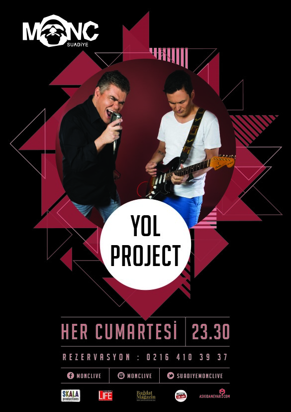 Yol Project ile Hafta Sonunuz Şahane Geçecek!..