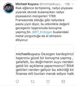 Doç.Dr.Michael Kuyucu'dan RİAK'a Ağır Gönderme!..