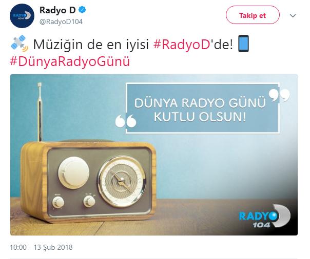 Dünya Radyo Günü Kutlu Olsun!..