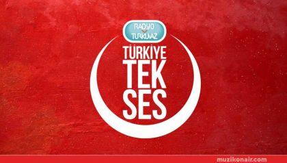Radyo Turkuvaz'la Türkiye Tek Ses!..