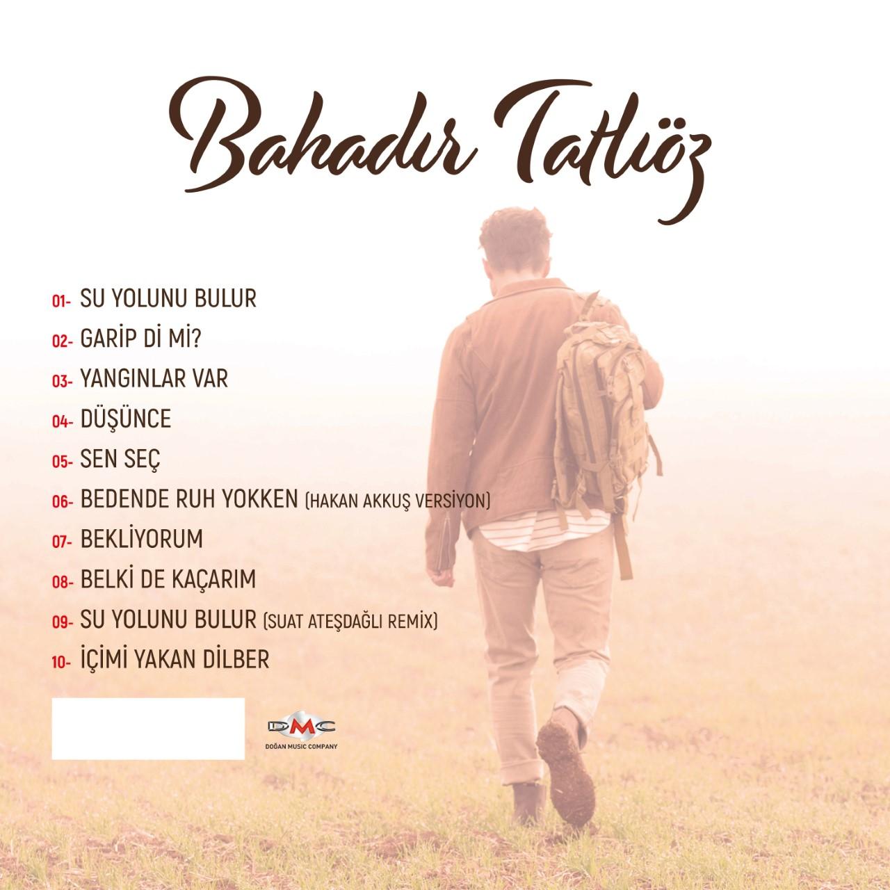 Bahadır Tatlıöz'den Beklenen Albüm Geliyor!..