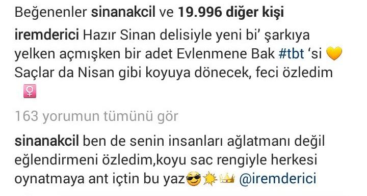 İrem Derici & Sinan Akçıl İşbirliği Geliyor!..