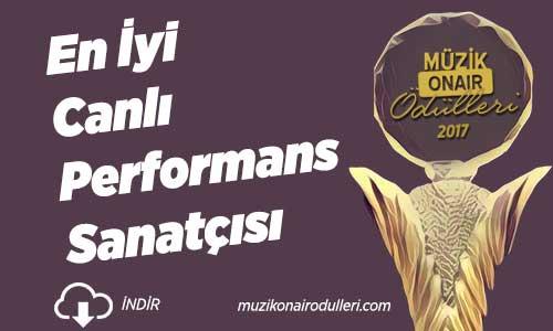 En İyi Canlı Performans Sanatçısı - Görsellerini İNDİR !