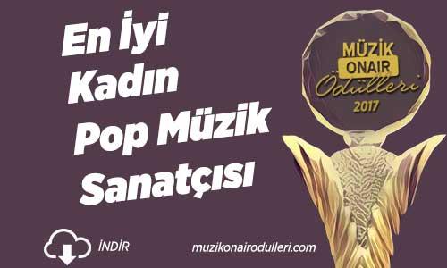 En İyi Kadın Pop Müzik Sanatçısı - Görsellerini İNDİR !