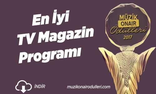 En İyi TV Magazin Programı - Görsellerini İNDİR !
