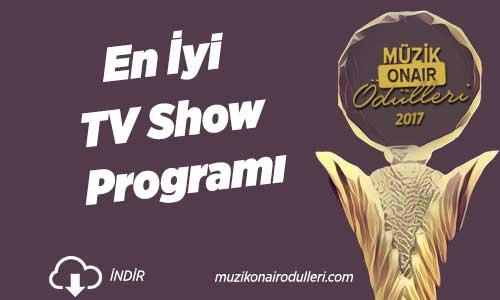En İyi TV Show Programı - Görsellerini İNDİR !