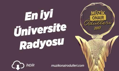 En İyi Üniversite Radyosu - Görsellerini İNDİR !
