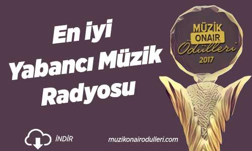 En İyi Yabancı Müzik Radyosu - Görsellerini İNDİR !