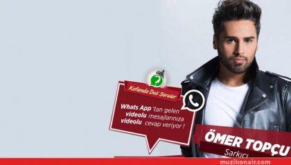 Ömer Topçu'ya Whatsapp'tan Videonuzu Göndererek Ulaşmak İster Misiniz?