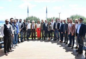 Beyoğlu Belediye Başkanı Demircan, Radyocularla Buluştu!..